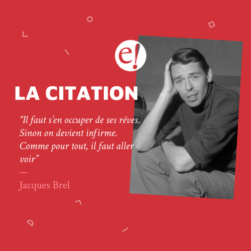Ernest Citationdimanche Brel