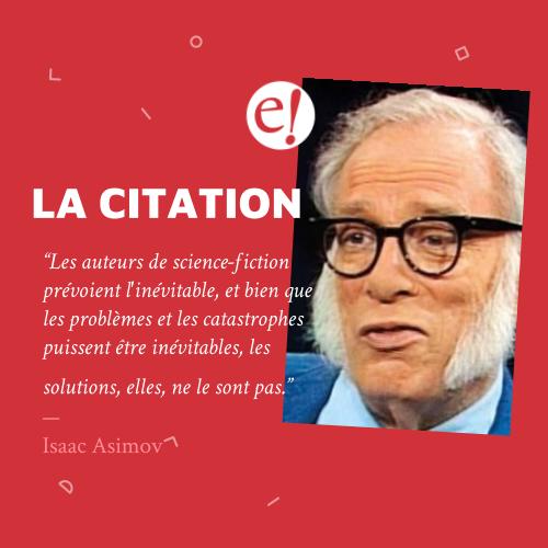Et Si La Science Fiction Avait Raison Ernest Mag