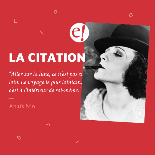 Ernest Mag Citation Nin