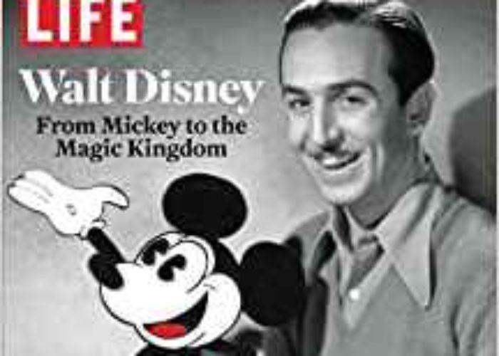 Ernest Mag Walt Disney