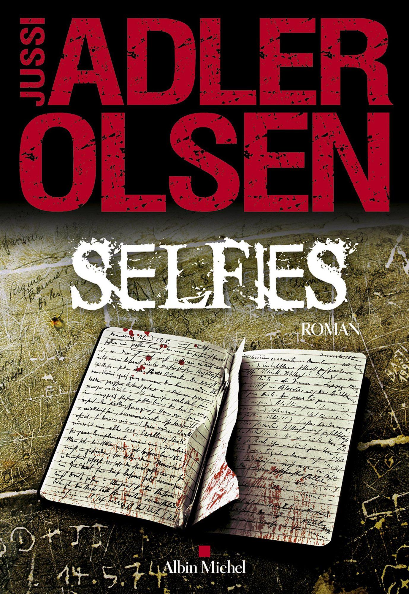 Adlerolsen Selfies Couv