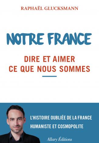 Notre France Couv