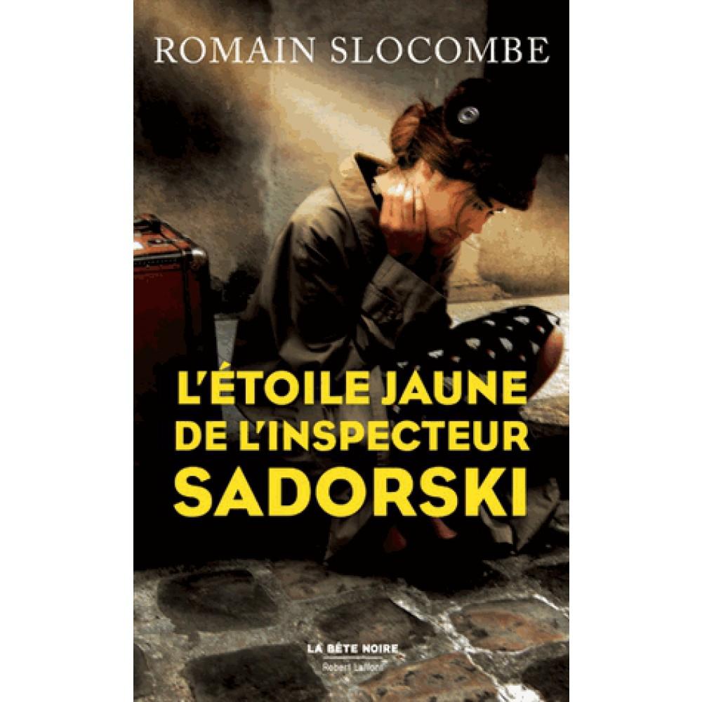 Ernest Mag L Etoile Jaune De L Inspecteur Sadorski 9782221187760 0