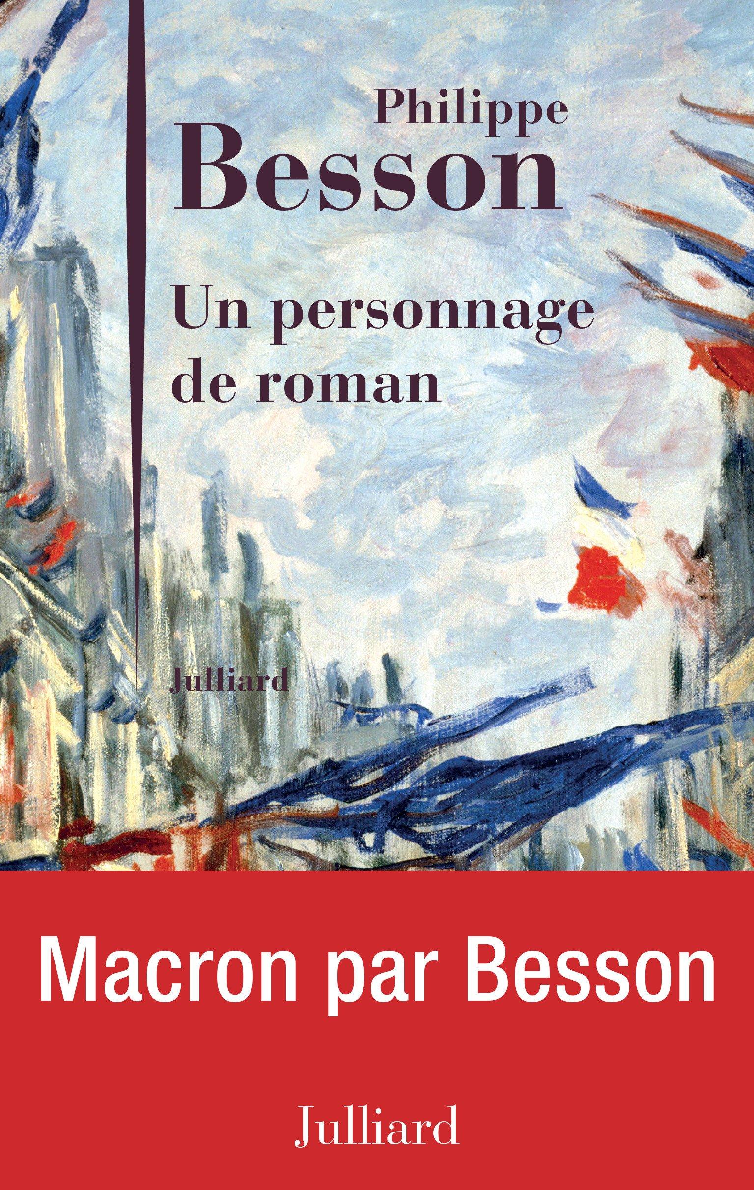 Ernest Mag Personnage De Roman Besson Macron