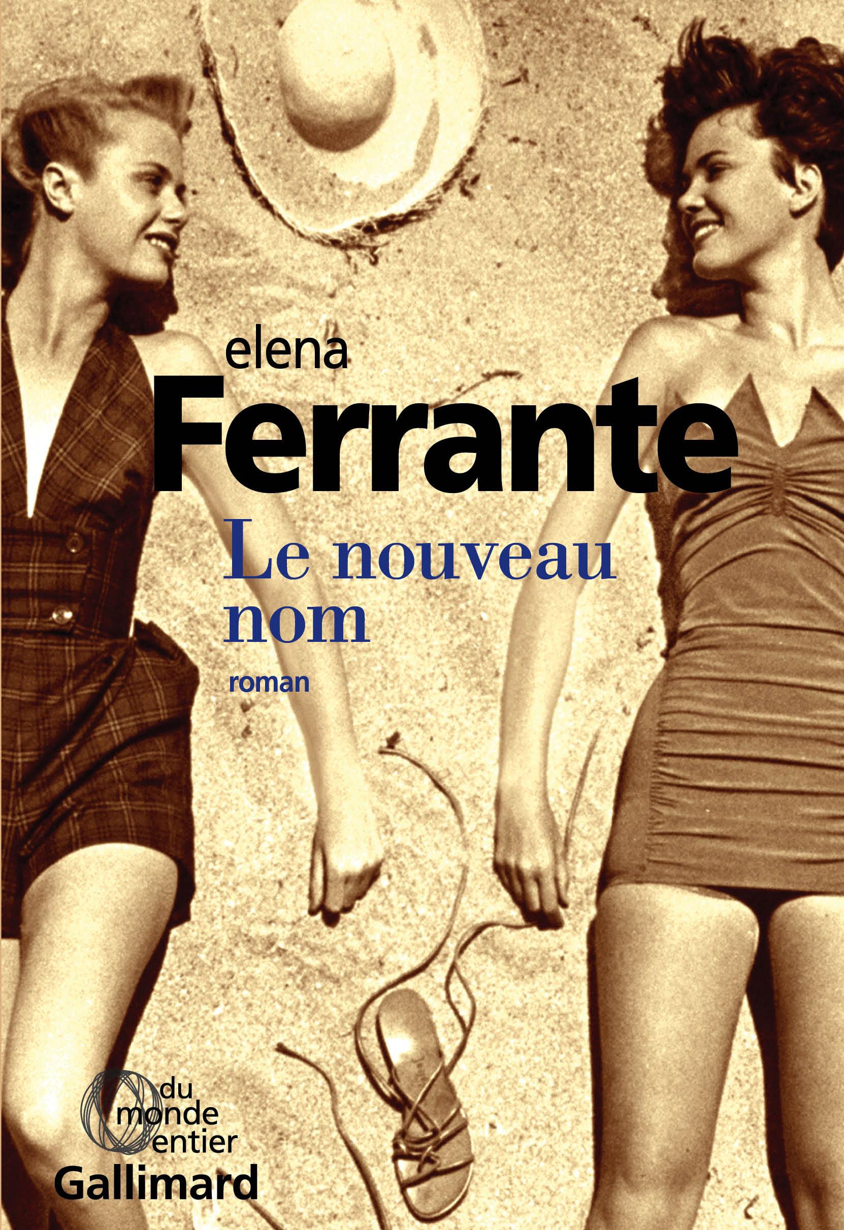FERRANTE Elena COUV Le Nouveau Nom 2