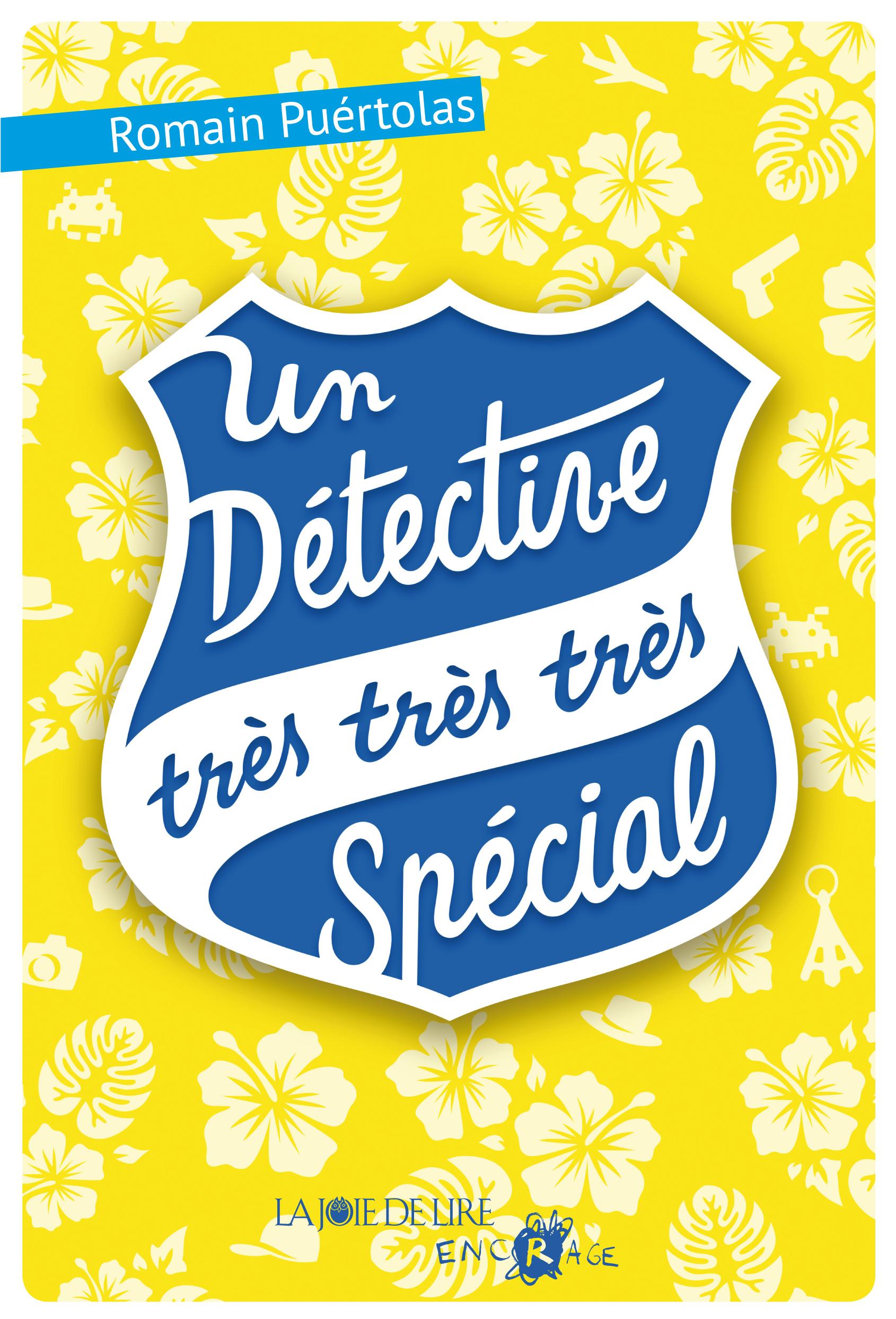 Ernest Mag Detective Tres Special RVB