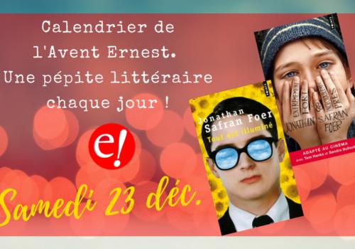 23 Safran Foer Ernest