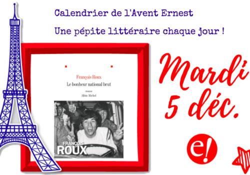 Ernest Mag Calendrierdelavent5