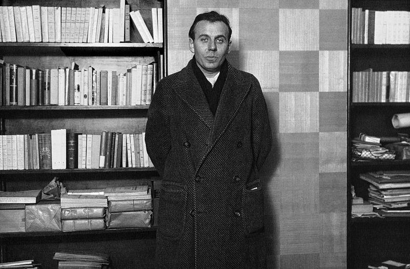 Louis Ferdinand Céline Crédit Wikimedia Commons Domaine Public1