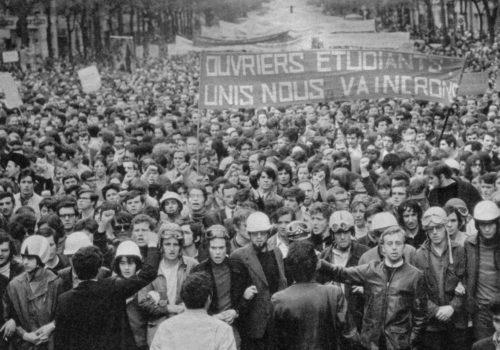 Mai68 Etudiants Ouvriers