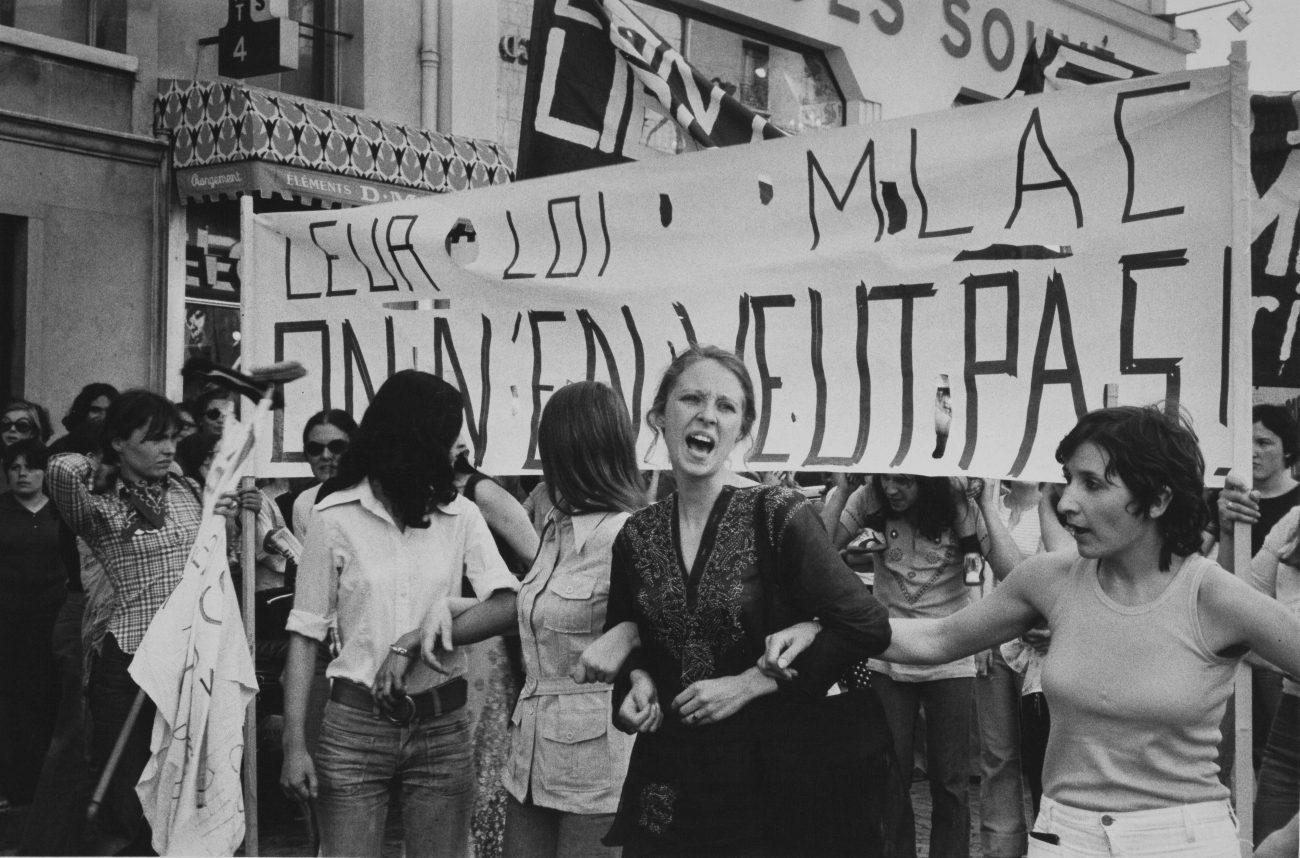 Ernest Mag Manifestation Feministe