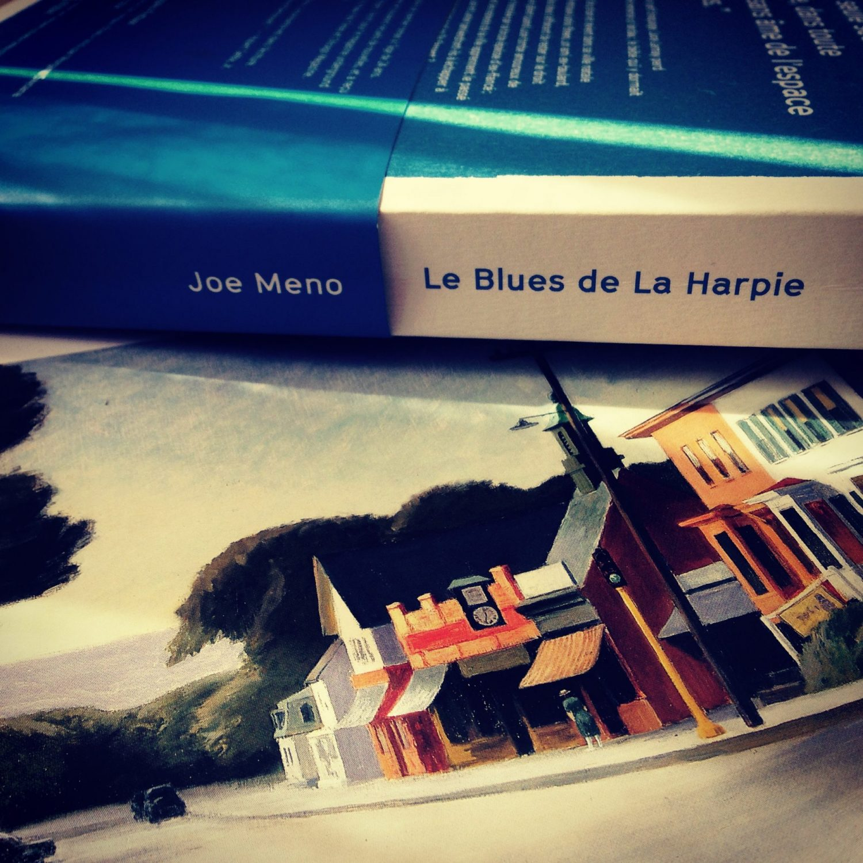 Ernest Mag Blues Harpie
