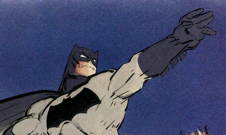 Ernest Mag Batman Home