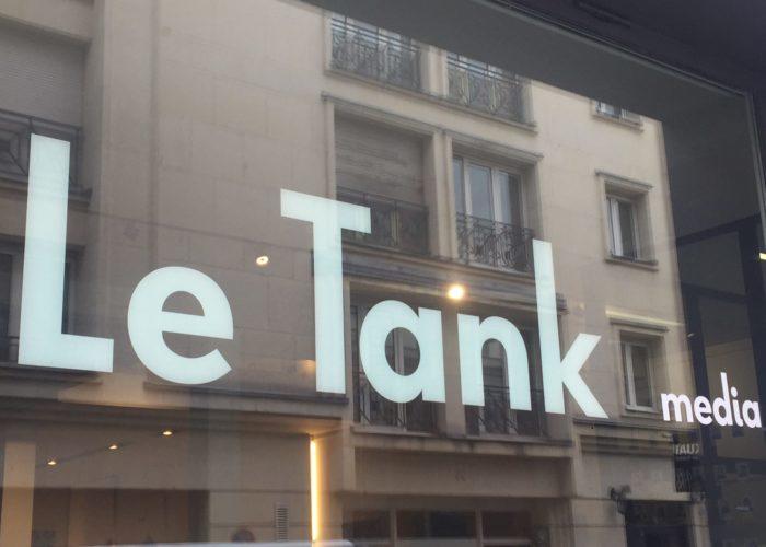 Tank Media Home