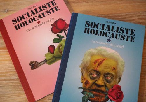 Pipocolor Socialiste Holocauste E
