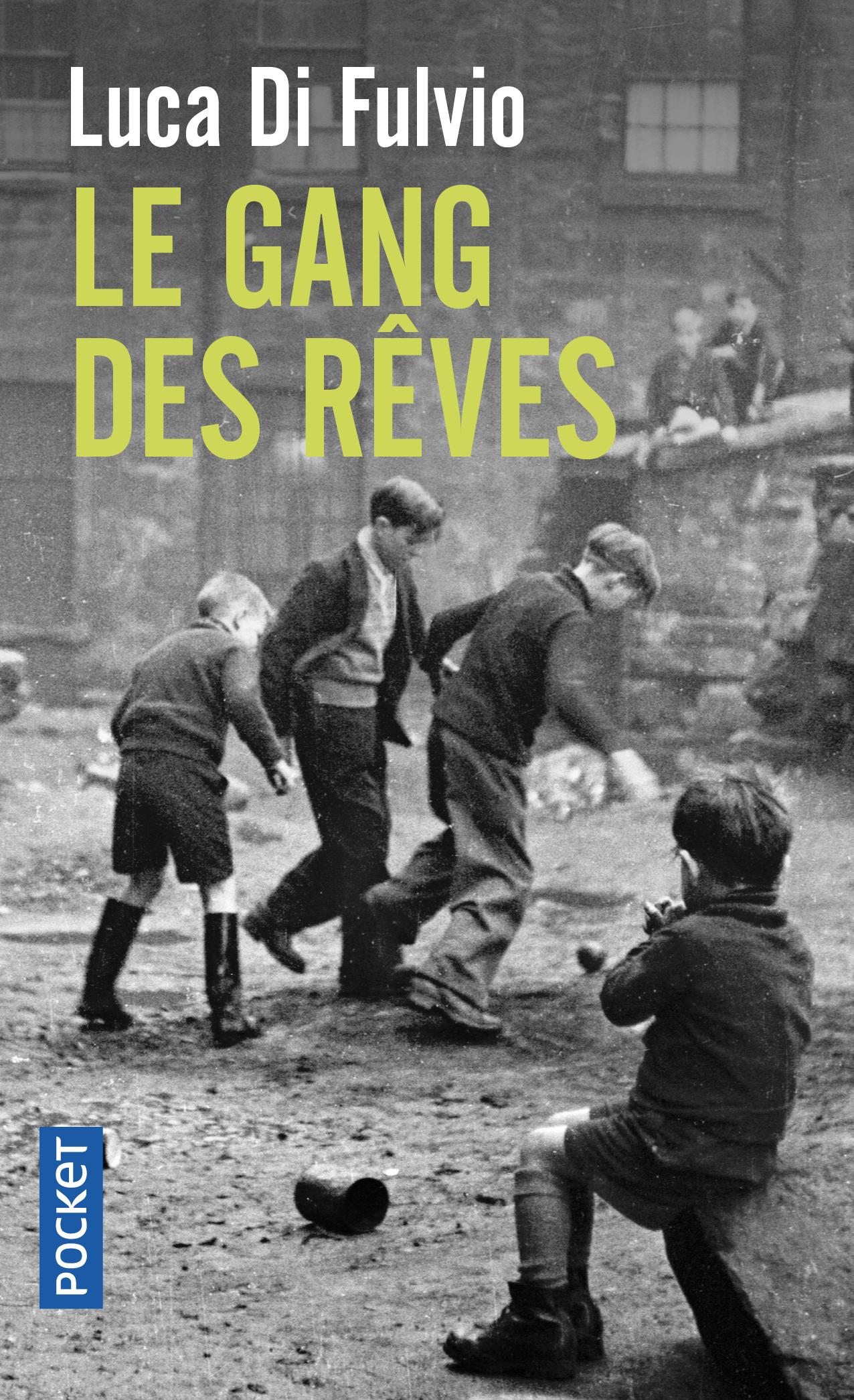 Ernest Couv Le Gang Des Reves