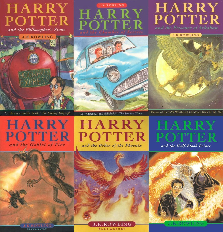 Ernest Mag Harry Potter