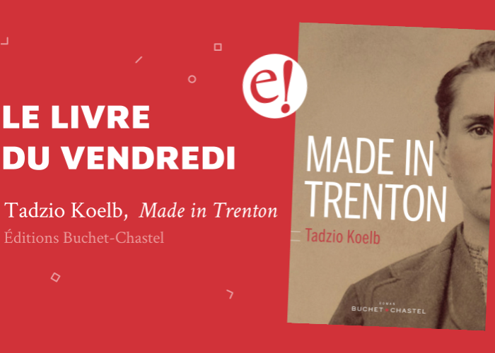 Ernest Mag Vendredit Trenton