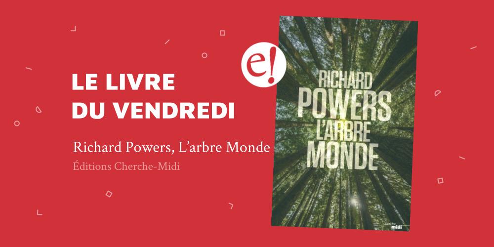 Ernest Mag Arbre Monde Powers