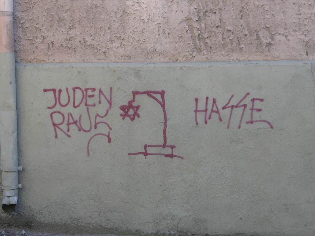 Ernest Mag Tags Antisemites
