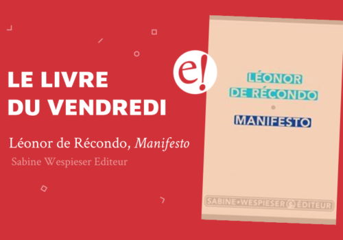 Ernest Mag Recondo Vendredilecture