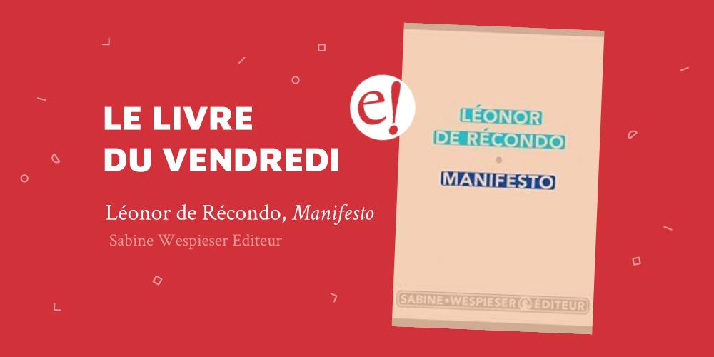 Ernest Mag Recondo Vendredilecture