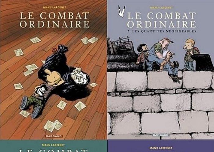 Combat Ordinaire 4 Couv
