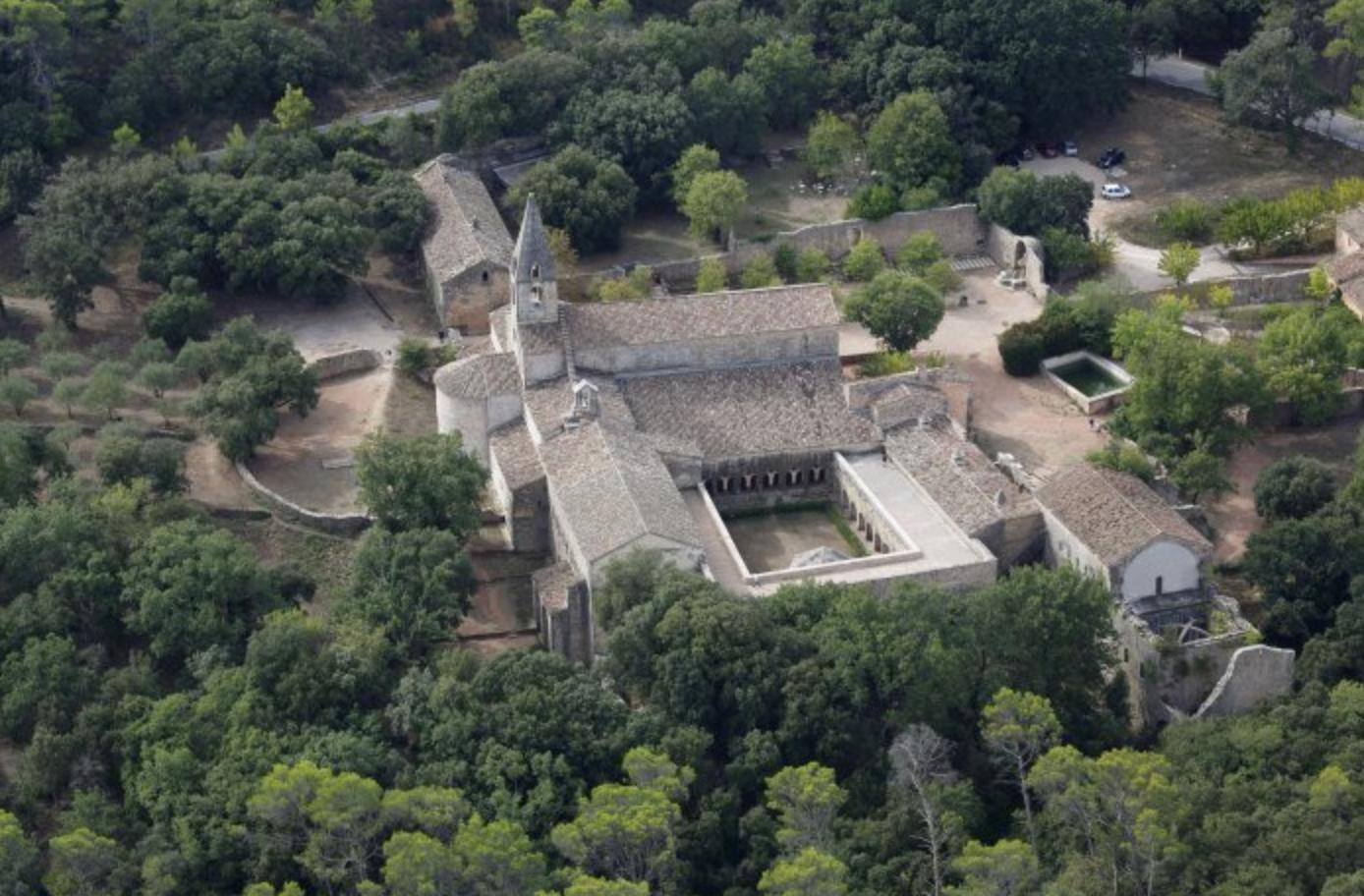 Abbaye Thoronet Pouillon