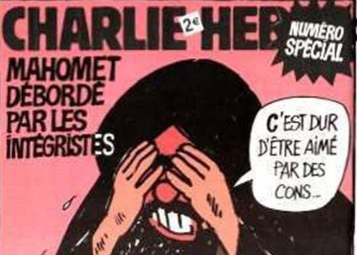 Ernest Mag Charlie Irreverence