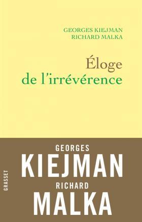 Ernest Mag Eloge Irreverence