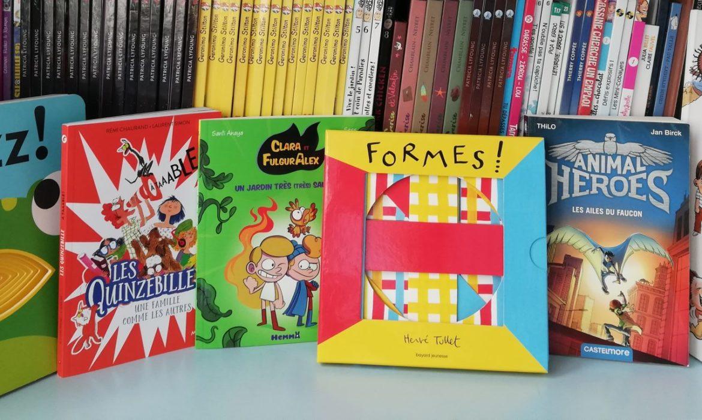 Des livres jeunesse à dévorer à la vitesse grand V