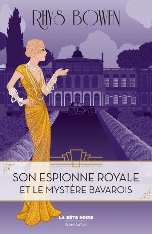 Son Espionne Royale2