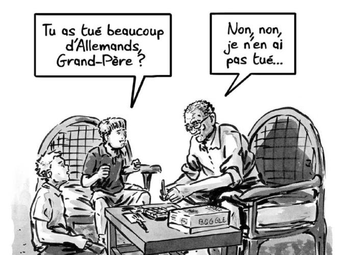 La genèse de KZ Dora. ep.1 : «Papi tu as tué des allemands?»