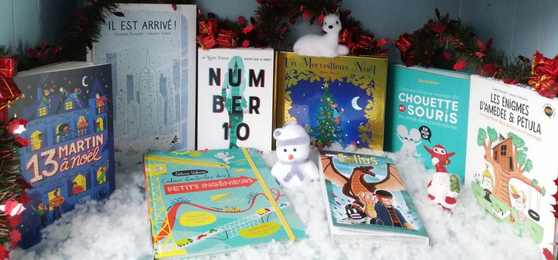 Visuels Des Livres De Noel