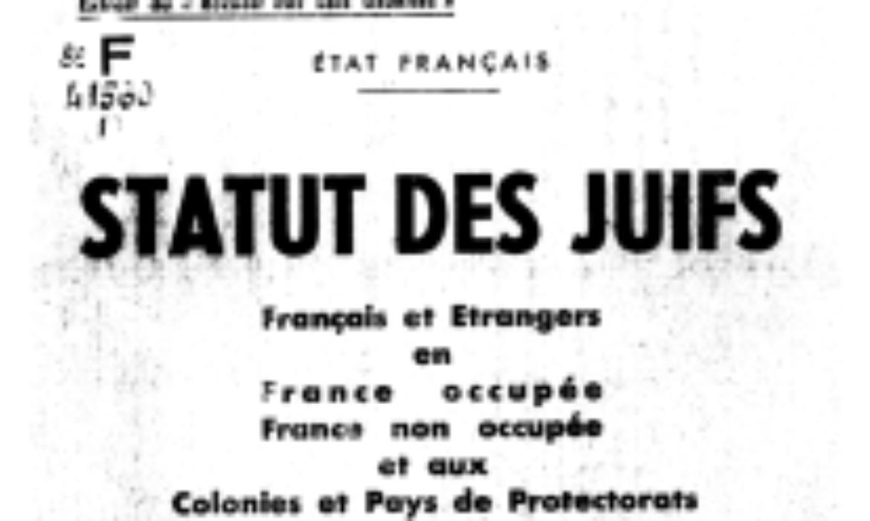 Birnbaum ausculte Vichy et rend hommage à la République