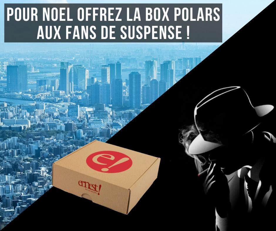 Coffret box Noël noir
