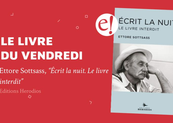 Ernest Sottsass Vendredi