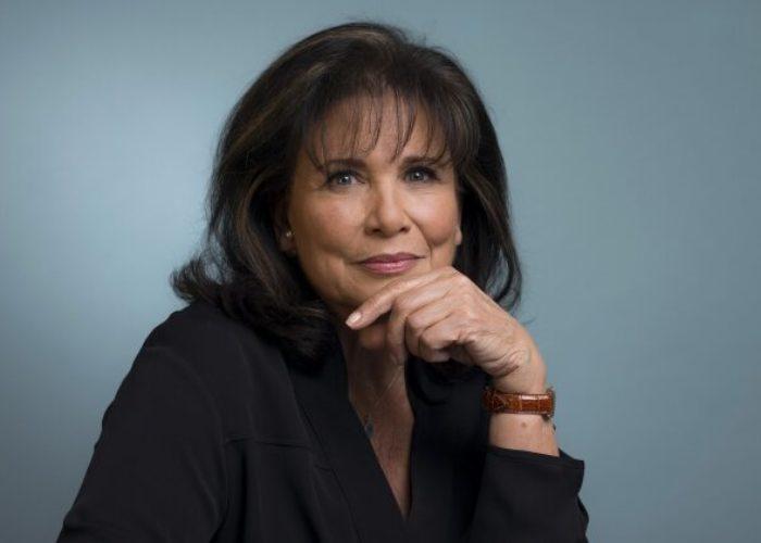 Anne Sinclair : «Il m'est arrivé d'être privée de lecture»