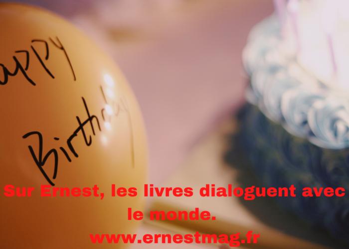 Sur Ernest, Les Livres Dialoguent Avec Le Monde 1