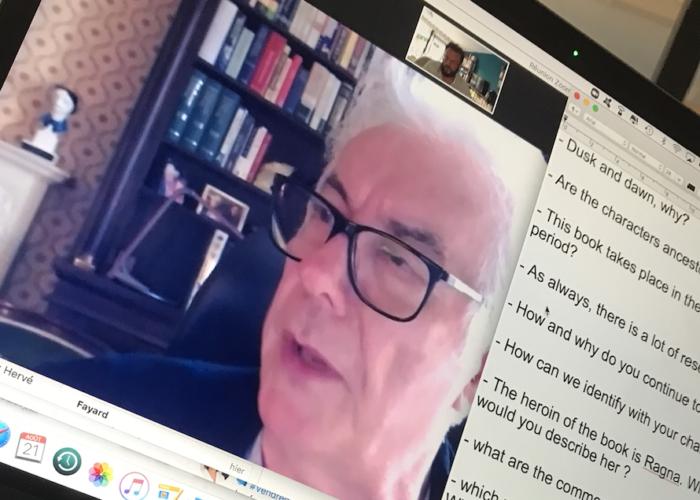 Ken Follett : «Lire des romans vous donne des pouvoirs»
