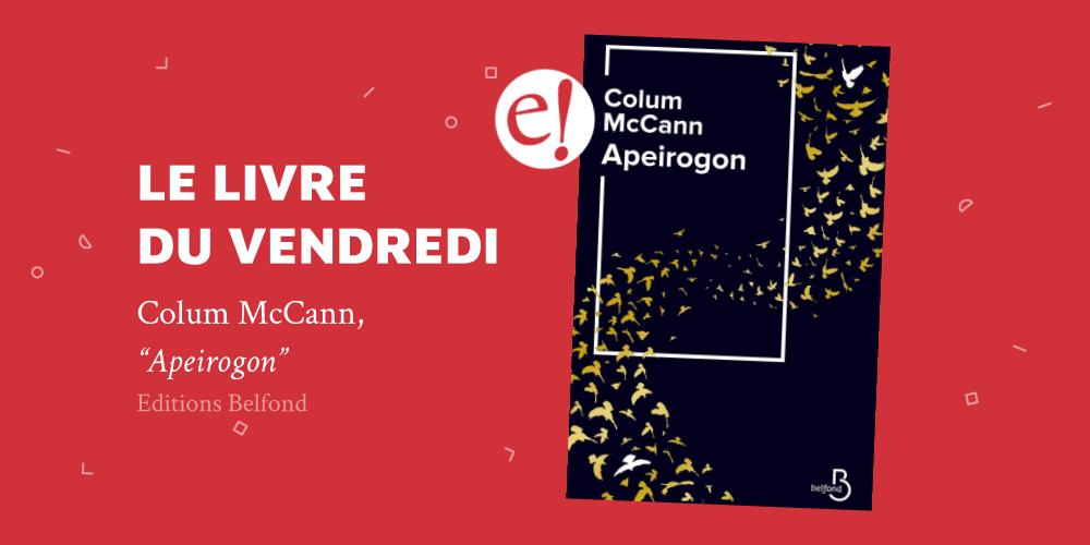 Ernest Apeirogon McCann