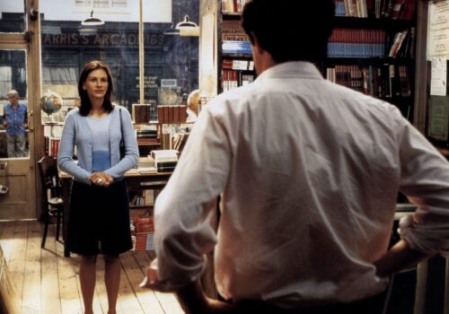 Julia Robert Et Hugh Grant Dans Coup De Foudre A Notting Hill