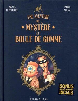 Mystère Et Boule De Gomme