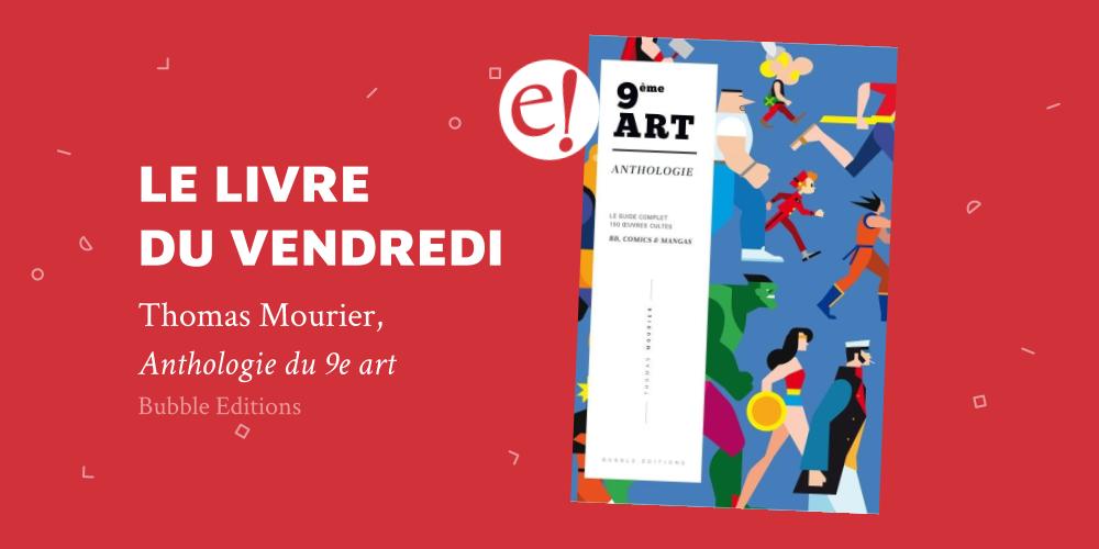 Ernest Mag Anthologie Mourier
