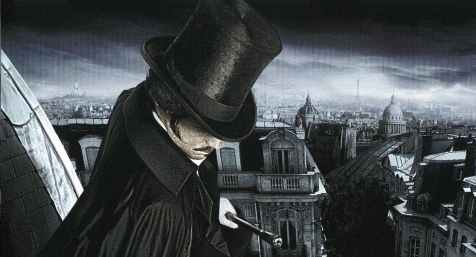 E58 Arsène Lupin