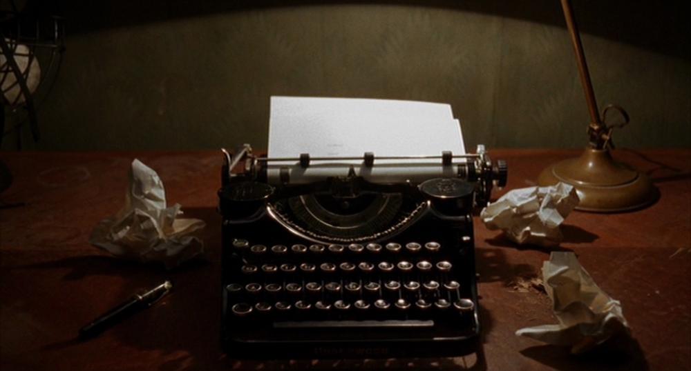 Typewriter Barton Fink